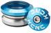 KCNC Omega-S2 - Jeu de direction intégré - bleu